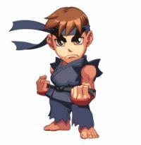 super-puzzle-fighter-ii-turbo-hd-remix-ryu-chibi-character-art-screenshot