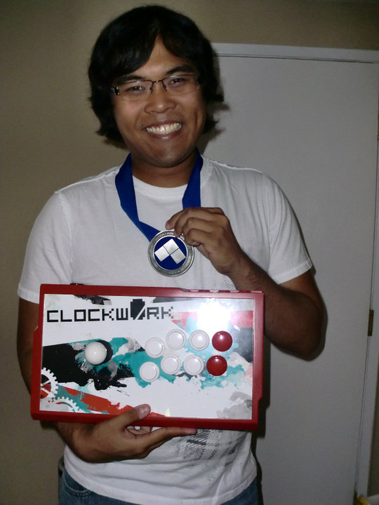 MVC2 Top 3! Clockw0rk at EVO 2010