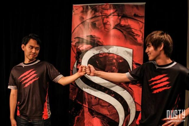 Tokido vs. Xian: Rivals!